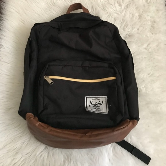 8f0f8a380bb Herschel Supply Company Bags   Hershel Black Pop Quiz Backpack ...